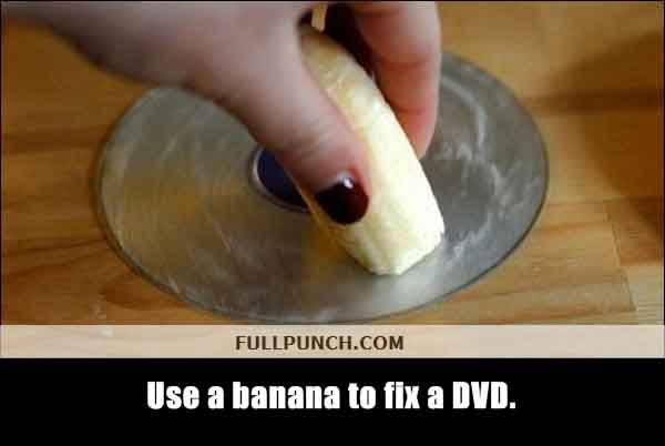 14-Use-a-banana-to-fix-a-DVD