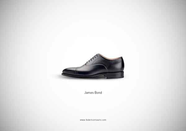 34-Famous-Shoes-by-Federico-Mauro