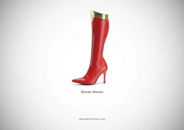 9-Famous-Shoes-by-Federico-Mauro