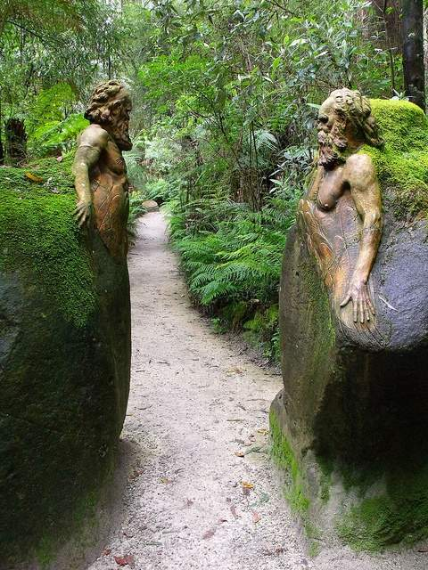 Guardians at the Gateway, Melbourne, Australia