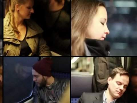 sleeping-on-train