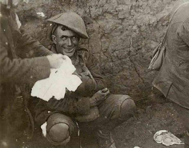 20 Shell Shocked WW1 Soldier