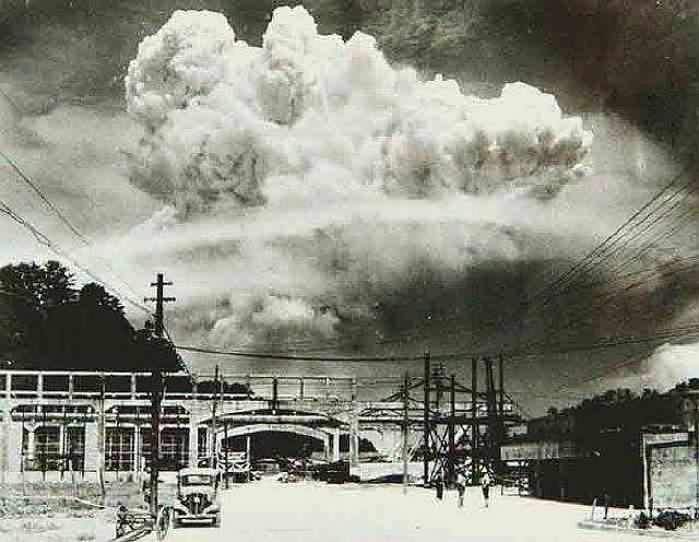 39 Cloud over Hiroshima supposedly...