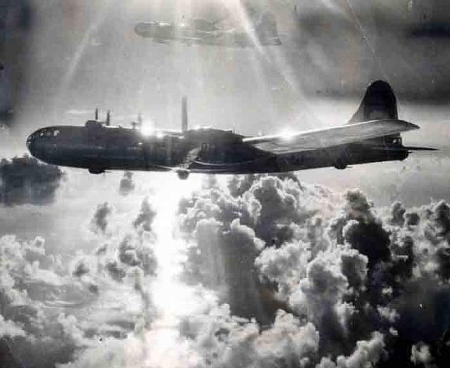 42 Boeing B-29 Superfortress