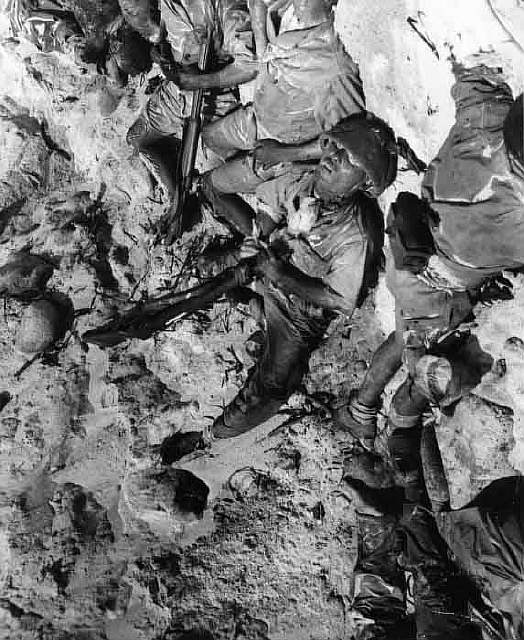 46 WW2 Dead Japanese soldier