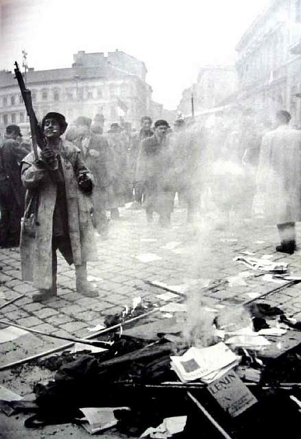 57 Hungarian Revolution of 1956