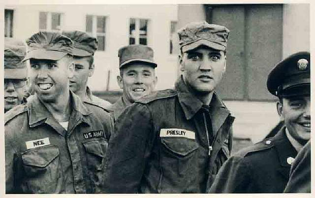 62 Elvis in the Army