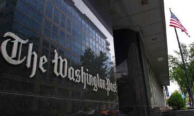 US-INTERNET-MEDIA-TAKEOVER-AMAZON-WASHINGTON POST