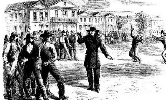 Hickock_Tutt_Duel_1867_Harpers_Monthly_Magazine