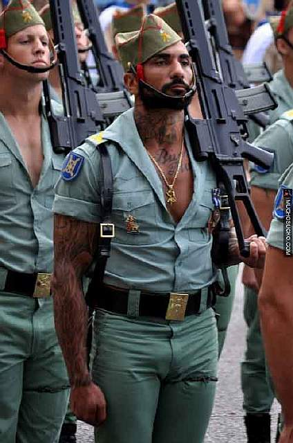 The Spanish Army