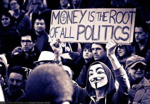 money-is-the-root-of-all-politics