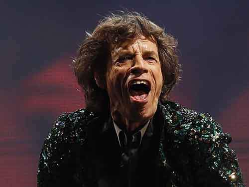 the rolling stones have a cult following called rolingas Amazing things can happen only in Argentina