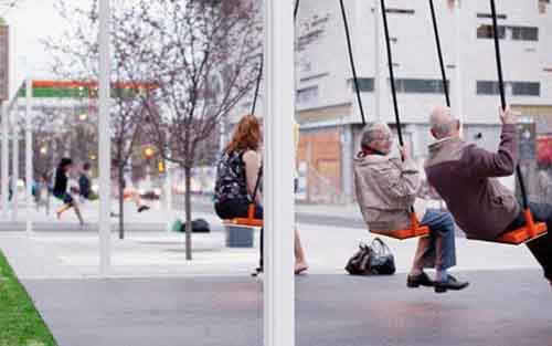 Canadians have the best bus stops