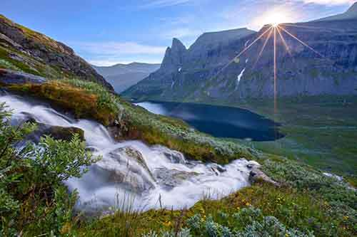 5Trollheimen, Norway