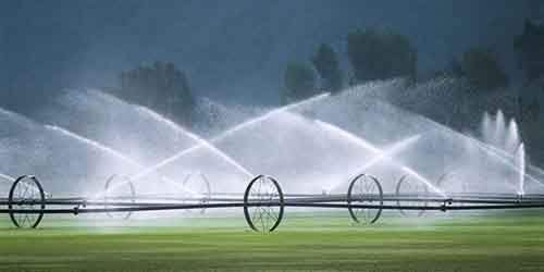 Irrigation Sprinklers