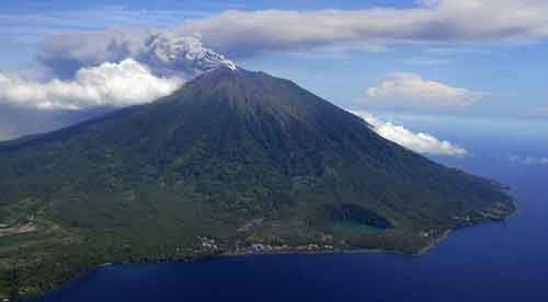 an-aerial-view-of-mount-gamalama-as-it-spews-volcanic-ash-after-it-erupted-at-the-indonesias-ternate-island