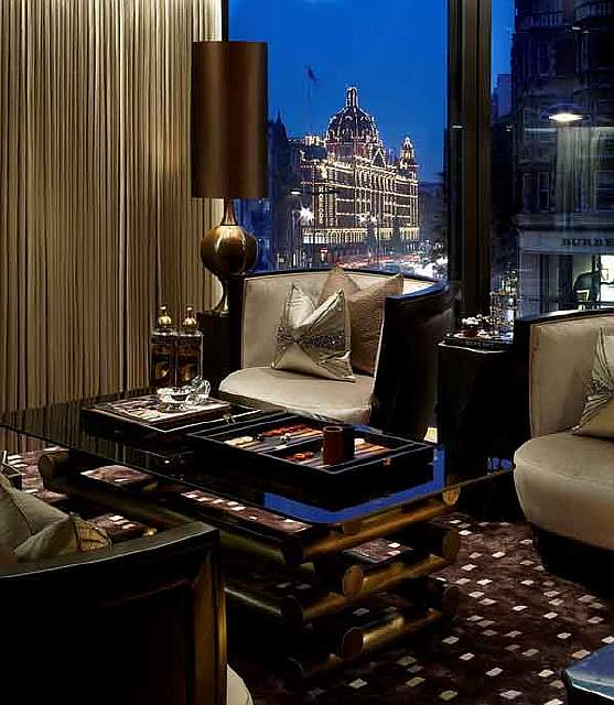 ohp interior with harrods view