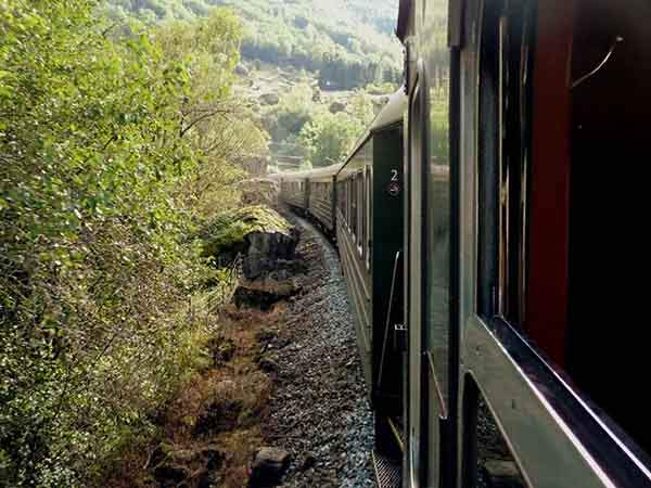 the-flam-railway-travels-from-the-mountains-of-norway-to-nearly-3000-feet-below-to-the-fjords-it-is-one-of-norways-biggest-tourist-attractions