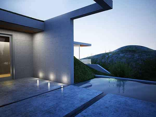 Water-Feature-Stepping-Stones-Lighting-Earth-House-Project