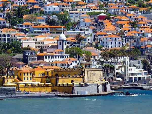 the-architecture-in-funchal-madeiras-largest-city-looks-beautiful-from-the-coastline