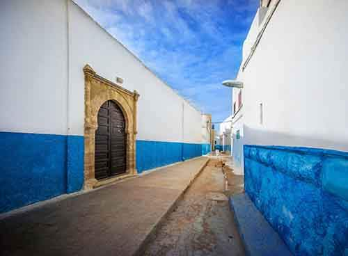 A Road in Rabat-X2