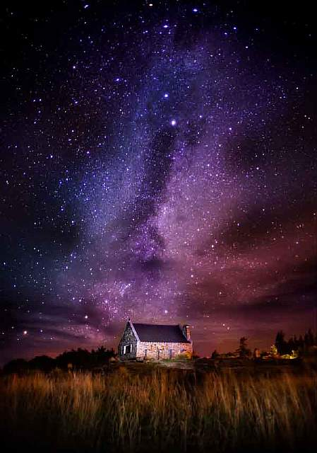 Trey Ratcliff - The Space Between-X3