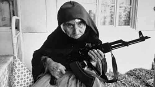 Armenia: The Elderly and War