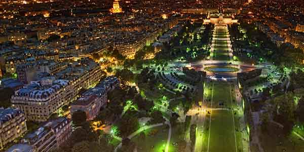 Paris from Above-X2
