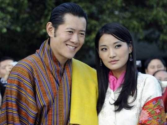 jetsun-pema-became-the-queen-of-bhutan