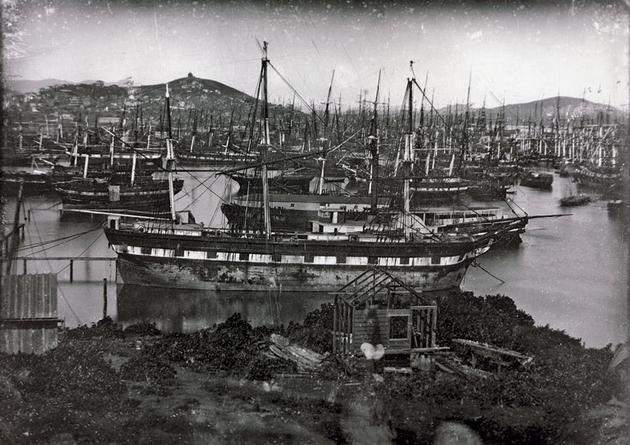 historical-photos-pt9-abandoned-ships-san-francisco-goldrush-1850