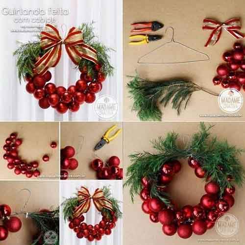 DIY-Christmas-Bauble-Wreath