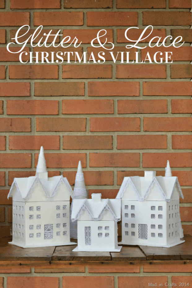 Glitter-and-Lace-Christmas-Village
