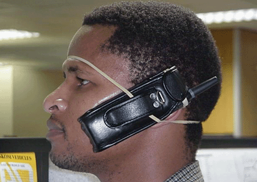 Hands-free-cell-phone