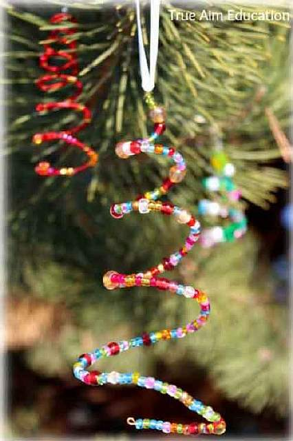 Homemade-Beaded-Christmas-Tree-Ornaments