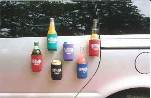 Magnetic-Beer-Cozies