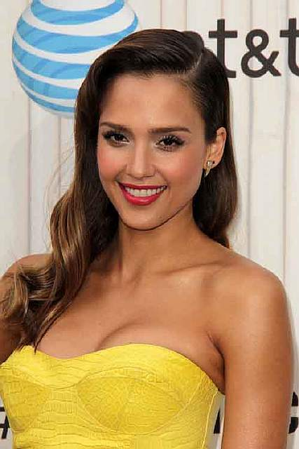 bigstock-Jessica-Alba-at-the-Spike-58596947