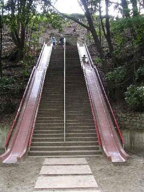 steps-with-slides