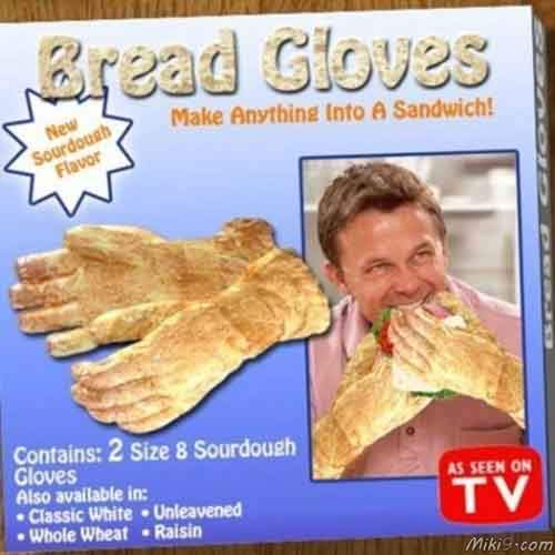 Bread-Gloves