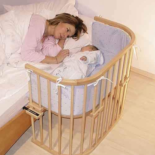 Attachable-Baby-Cot