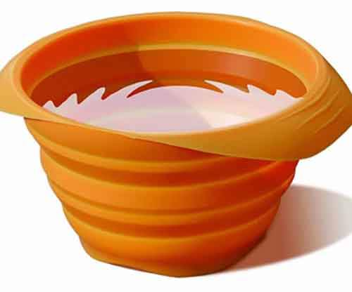 Collapsible-Travel-Pet-Bowl-orange