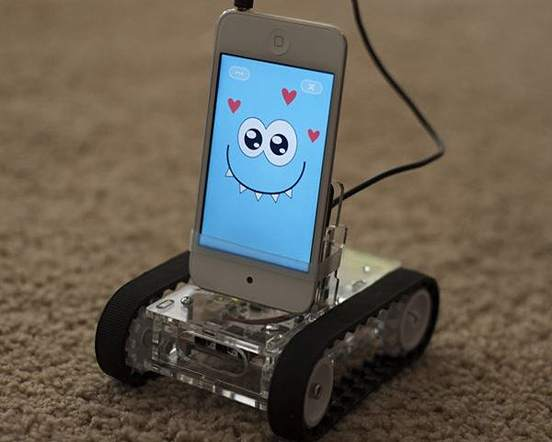 Romo-Robot-For-Smartphone