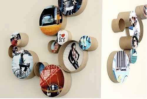 Art-displays-made-from-toilet-paper-rolls
