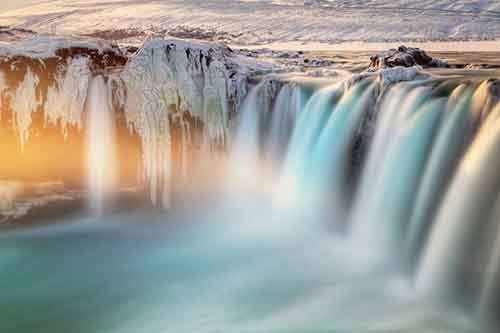 09-last-light-on-godafoss-iceland