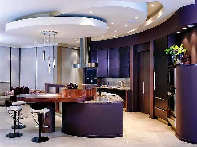 Modern-Kitchen-Lighting-Ideas-with-contemporary-design