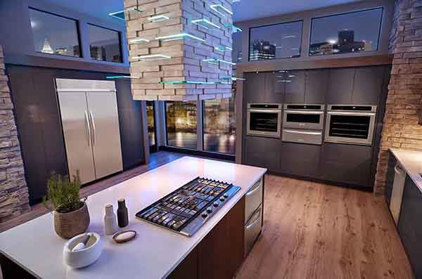 modern-contemporary-kitchen-design-ideas-luxurious-kitchen-equipment-refrigerator-and-stove-oven-layout-settings