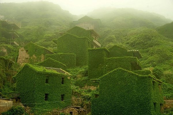 abandoned-village-zhoushan-china-3