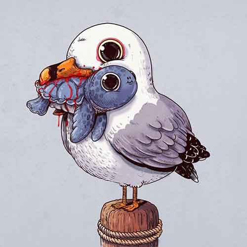 cute-disturbing-animal-cartoons-predators-and-prey-alex-solis-1