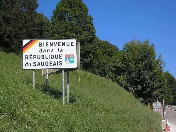 republic of saugeais