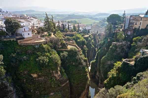river-running-through-ronda-spain