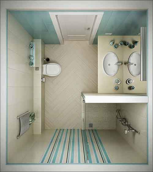 11-awesome-ideas-for-a-small-bathroom-artnaz-com-3